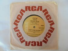 Eruption i can't stand the rain 45RPM   (Very Good Condition)