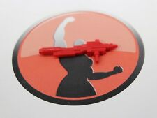 Transformers G1 Red Alert Gun Original Part