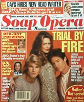 B&B's HUNTER TYLO WINSOR HARMON RONN MOSS  May 13, 1997 SOAP OPERA Magazine