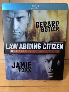 Law Abiding Citizen Blu Ray Steelbook Usa Import