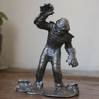 "CREATURE FROM BLACK LAGOON 6"" Aluminium Figure Based on Marx UNIVERSAL MONSTERS"