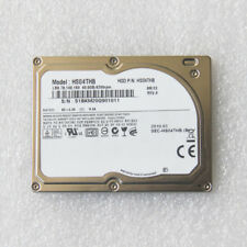 "NEW 1.8"" HS04THB 40GB ZIF PATA 5MM HARD DRIVE FOR HP Compaq mini 700 700el 702EA"