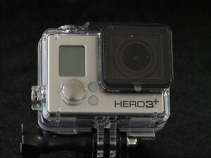 GoPro Hero 3+ black edition plus B stock kit SPARES  OR REPAIR.