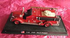"DelPrado Collection ""Feuerwehrfahrzeuge der Welt"" 1948 - Mack Pumper !defekt!"