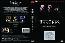 Bee Gees: One Night Only (DVD,All,Sealed,New)