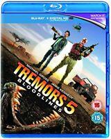 Tremors 5  Bloodlines [Bluray] [DVD]