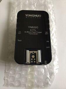 YongNuo YN-622C Wireless E-TTL Flash Trigger for Canon -