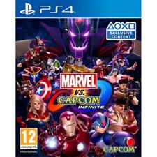 Marvel VS Capcom Infinite Ps4 - Worldwide
