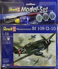 REVELL 04160 Model set Messerschmitt Bf109G-10  scala 1/72