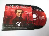 CD Série Spectaculars Classics - Berlioz (pochette cartonnée)