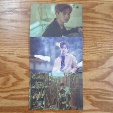 Marco KohoJung Jun 3 Postcards Set UNB 1st Mini Album Boyhood Limited Edition