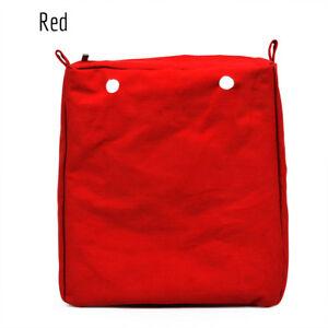 Insert Lining Canvas pocket for O CHIC OCHIC  waterproof Inner Pocket for Obag