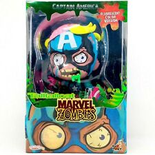Hot Toys MARVEL ZOMBIES COSB833 Captain America (Fluorescent Color Ver.) Cosbaby
