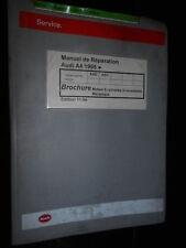 AUDI A4 depuis 1995 : manuel d'atelier - Moteur 6 cylindres 2.6 et 2.8 12S