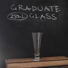 Graduate Glass, 250ml