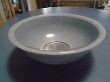 Pyrex Light Blue 4 Quart Clear Bottom Mixing Bowl