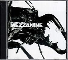 Massive Attack Mezzanine CD 2008 teardrop, black milk, angel, exchange, exchange