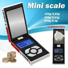 Elektronische Tasche Mini Digital Gold Schmuck Waage 0,01 g Waage