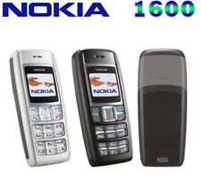 Original Nokia 1600 mobile phone Dualband Classic GSM Cheap Unlocked Free Ship