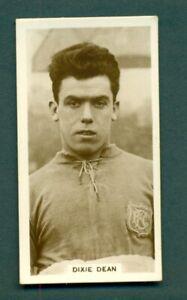 FOOTBALL, DIXIE DEAN, MILLHOFF - IN THE PUBLIC EYE, no.23