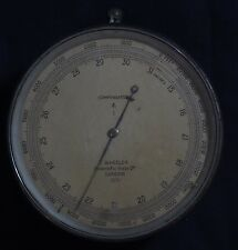 Old Antique Compensated T.WHEELER Scientific London 1231 With Leather Case