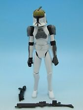 "Star Wars AT-TE Clone Gunner (Clone Wars Assault Squad) 3.75"" Action Figure"