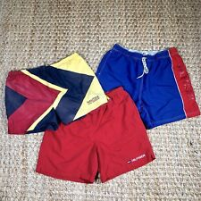 Bundle 90s Vintage Tommy Hilfiger Nautica Swim Shorts Trunks Chubbies Lot L/XL