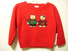 SIZE 18 MONTHS HOLIDAY SWEATER