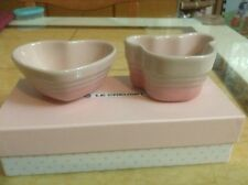 Le Creuset Stoneware Children Ramekin- Milky Pink-Brand New with lovely gift box