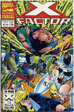 X-Factor Annual - Vol. 1 - # 8 - Charon 1st appearance - Fine Condition
