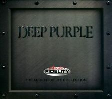 Audio CD: Audio Fidelity Collection (24k Limited Edition Box Set), Deep Purple.
