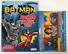 New Kids DC Batman Jumbo Coloring & Activity Book + 3 Packs Of 8 Crayons