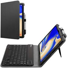 For Samsung Galaxy Tab Tablet S4 10.5 Folio Case Cover With Bluetooth Keyboard