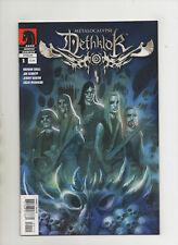 Metalocalypse Dethklok #1 - Eric Powell Cover - (Grade 9.2) 2010