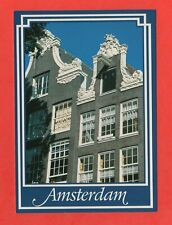 Pays-Bas - AMSTERDAM - Bagijnenhof Klok-en halsgevel  (313)