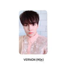 SEVENTEEN : You Made My Dawn Official Photocard - VERNON (Eternal Sunshine B)