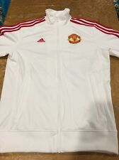 adidas Originals Manchester United 3Stripes Track Jacket (AI5407) Size S OR XL