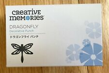 Creative Memories - Dragonfly Standalone Decorative Paper Punch ~ New