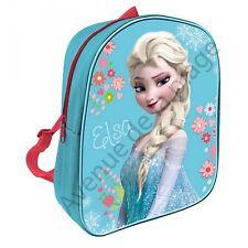 Sac à dos enfant Reine des Neiges Elsa, crèche et maternelle, idée cadeau neuf