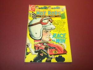 HOT RODS AND RACING CARS #104 Charlton Comics 1970 sports