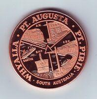 1983 Iron Triangle Tourist Dollar Whyalla Augusta Pirie SA South Australia N-788