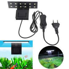 Lamp 12 LED EU Plug Plant Grow Aquarium Light Clip on Fish Tank Lighting
