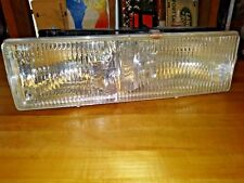 Chevy Tahoe Silverado LH Head Light fits Grille Gmc 1500 2500 350 454 SS Z71
