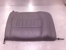 PORSCHE 911 996 Coupe Sedile Posteriore Sede Lehne destra Pelle Grigio siderale b50 99652201203