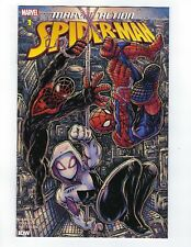 Marvel Action Spider-Man # 1 Variant 1:25 Cover NM IDW