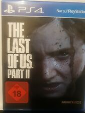 The Last of Us Part II - Sony PlayStation 4 PS4   TOP  DHL  BLITZVERSAND