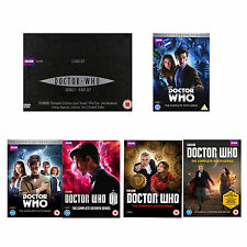 Doctor Who Complete Seasons Series 1, 2, 3, 4, 5, 6, 7, 8 & 9 DVD Box Set New