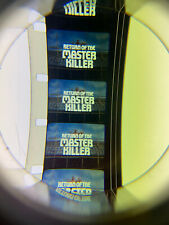 16mm Return Of Master Killer 36 Chambers LPP 1980 FEATURE SHAW BROS. Kung Fu Liu