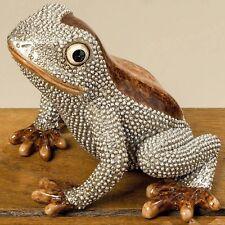 Frosch Figur Bijan Garten  Neuware