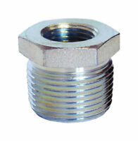 Anvil  Schedule 40  3/8 in. MPT  Steel  Hex Bushing